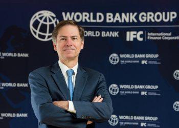 El vicepresidente del Banco Mundial para América Latina y el Caribe, Carlos Felipe Jaramillo.