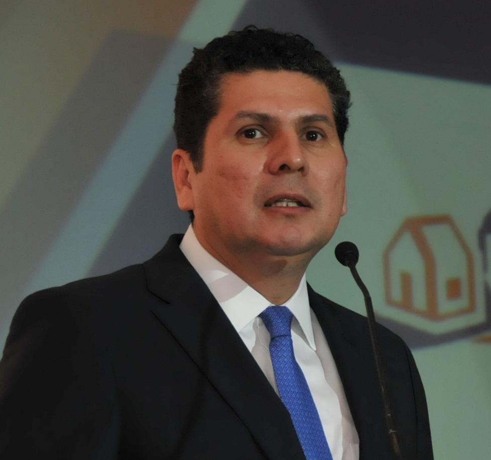 Carlos González, presidente de Adocem.