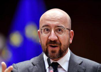 El presidente del Consejo Europeo, Charles Michel. | John Thys, EFE.