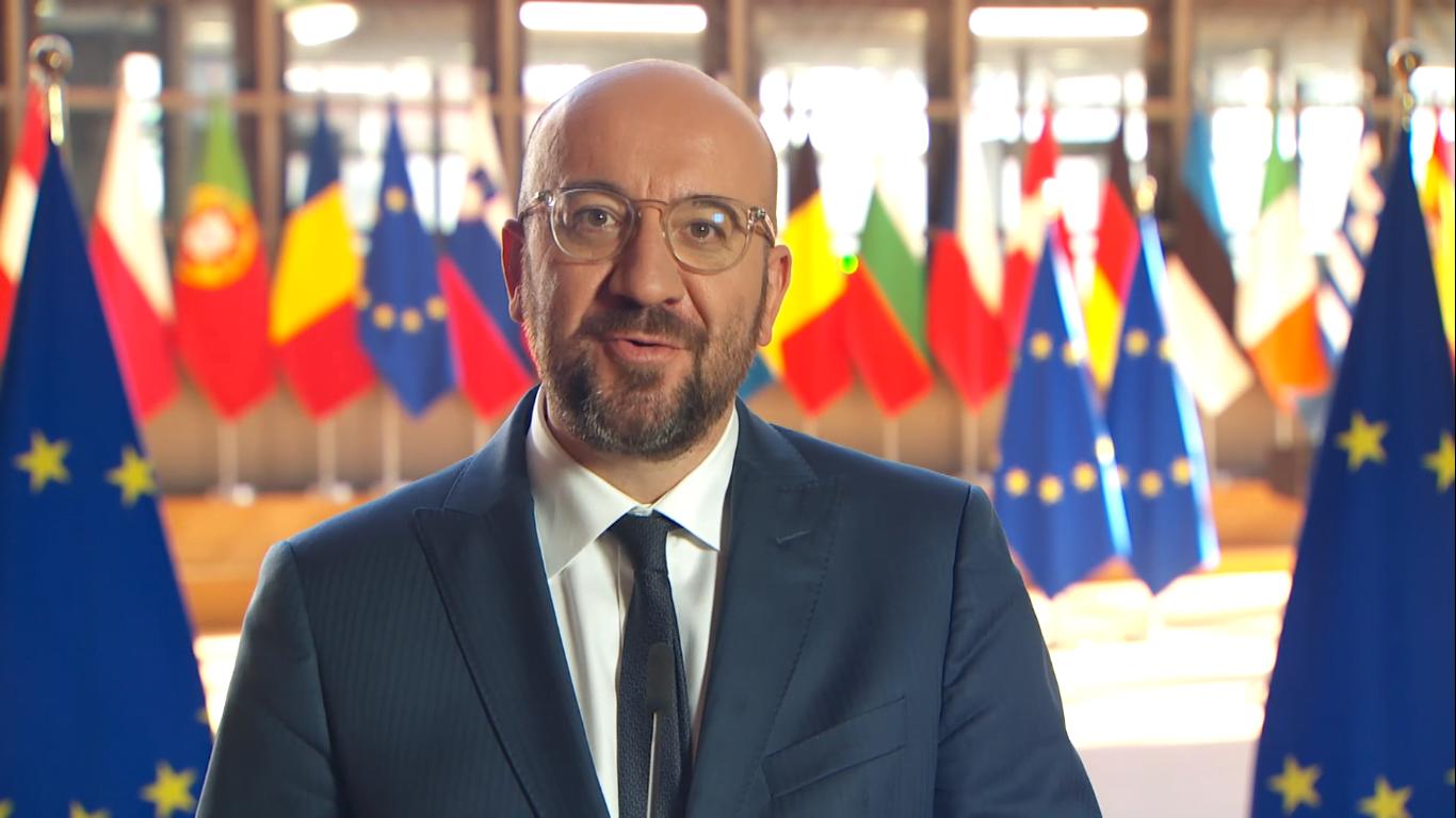 charles michel, presidente de la comisión europea (ce)