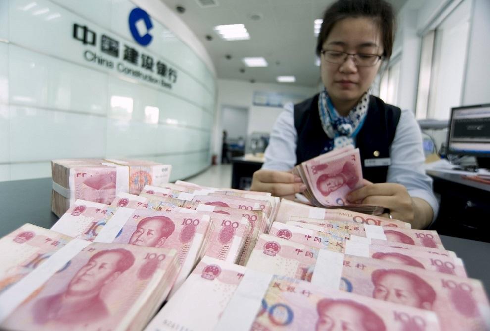 china yuan fmi, China Construction Bank