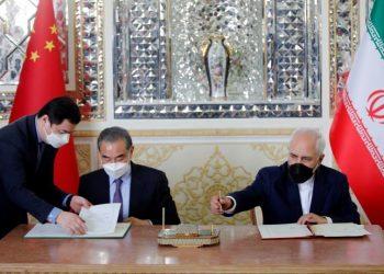 China e Irán rubrican estratégico acuerdo de cooperación por 25 años