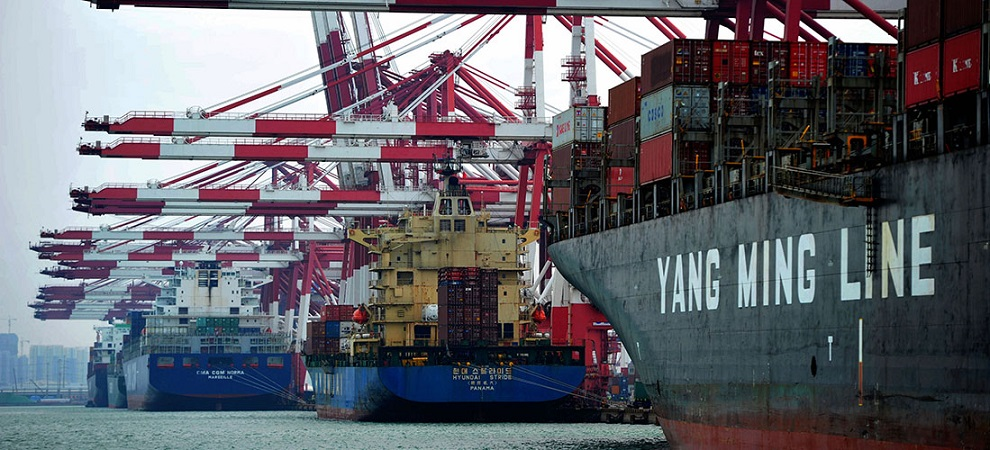 china exports stabilize in may as imports hint at improving demand