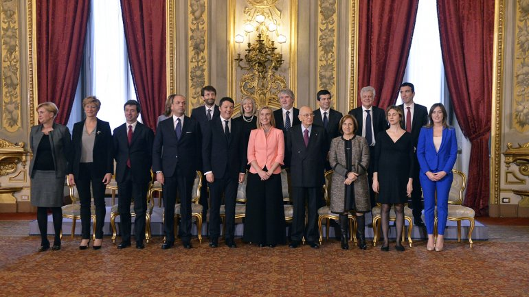 consejo de ministros de italia