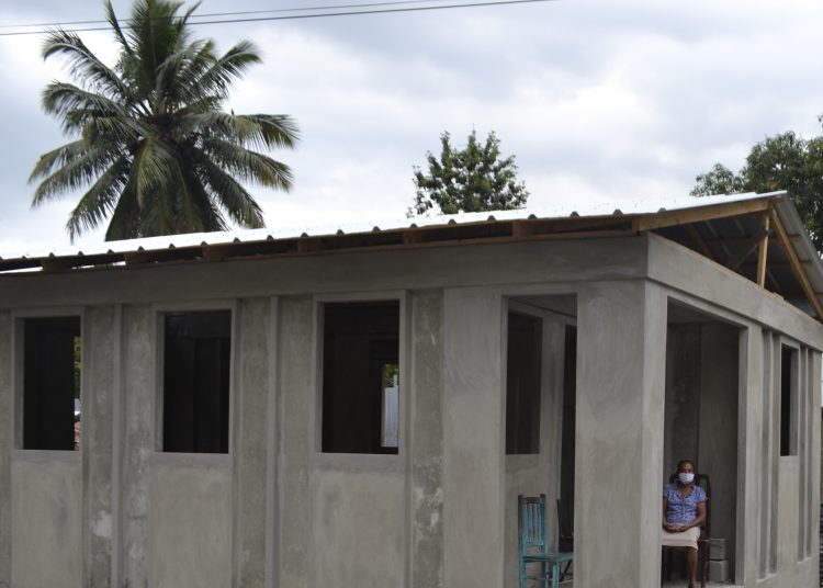 Construyamos juntos para familias, Hábitat Dominicana
