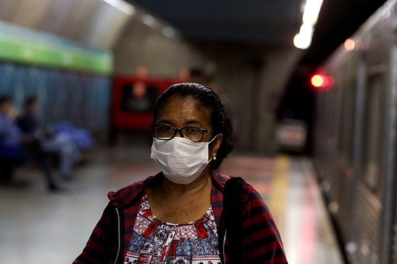 coronavirus brasil reuters