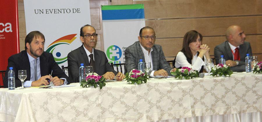 La presentación de los datos estuvo a cargo del ministro José Antonio Rodríguez./ elDinero