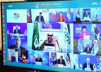 Cumbre G20 2020