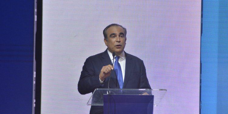 El presidente de la AIRD, Celso Juan Marranzini. | Lésther Álvarez.