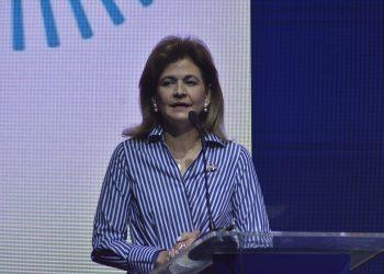 Raquel Peña, vicepresidenta de la República.  | Lésther Álvarez