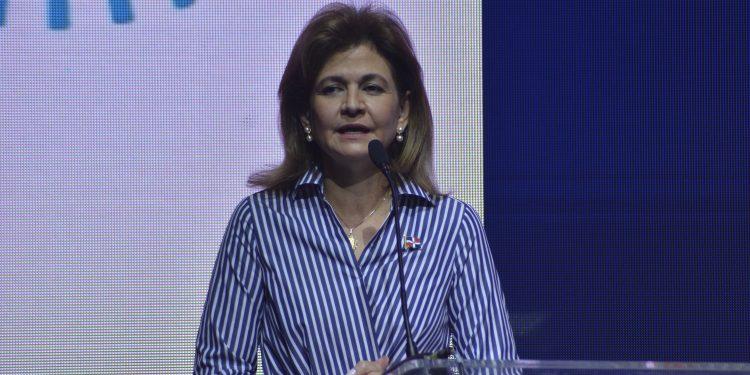 Raquel Peña, vicepresidenta de la República.    Lésther Álvarez