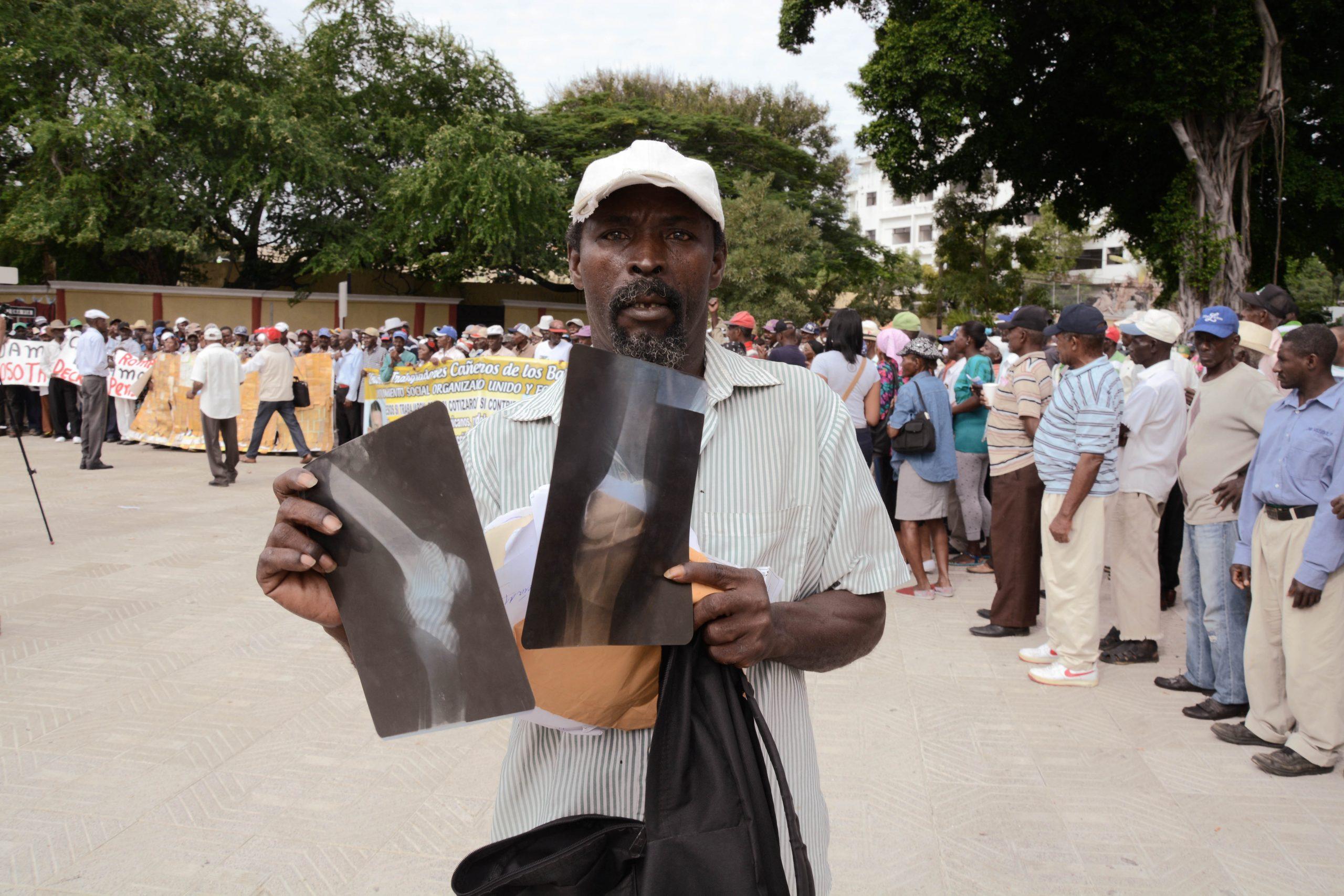 Los trabajadores de la caña afirman que el Gobierno los ha engañado. Foto: LÉSTHER ÁLVAREZ