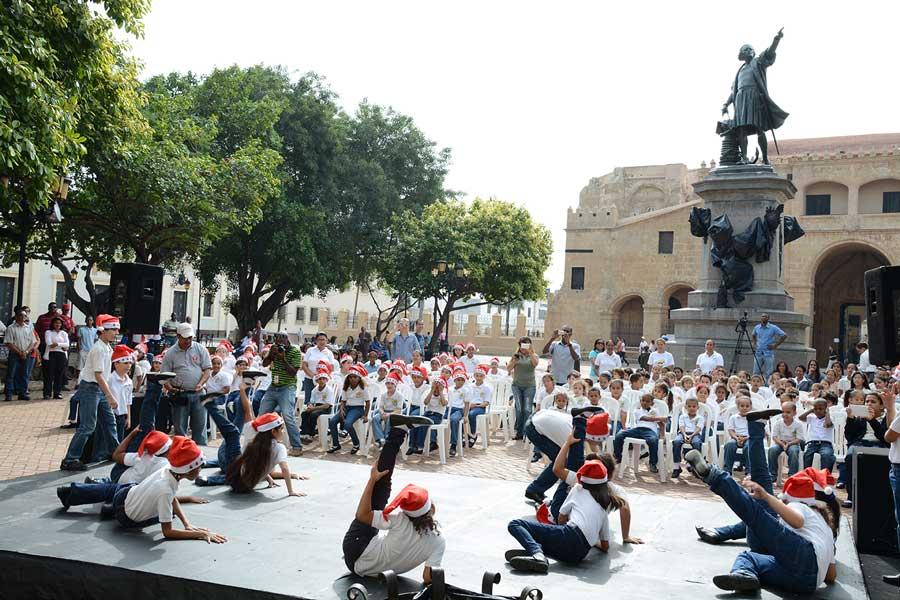 La Ciudad Colonial es uno  de los principales atractivos que tiene la capital dominicana. /LÉSTHER ÁLVAREZ