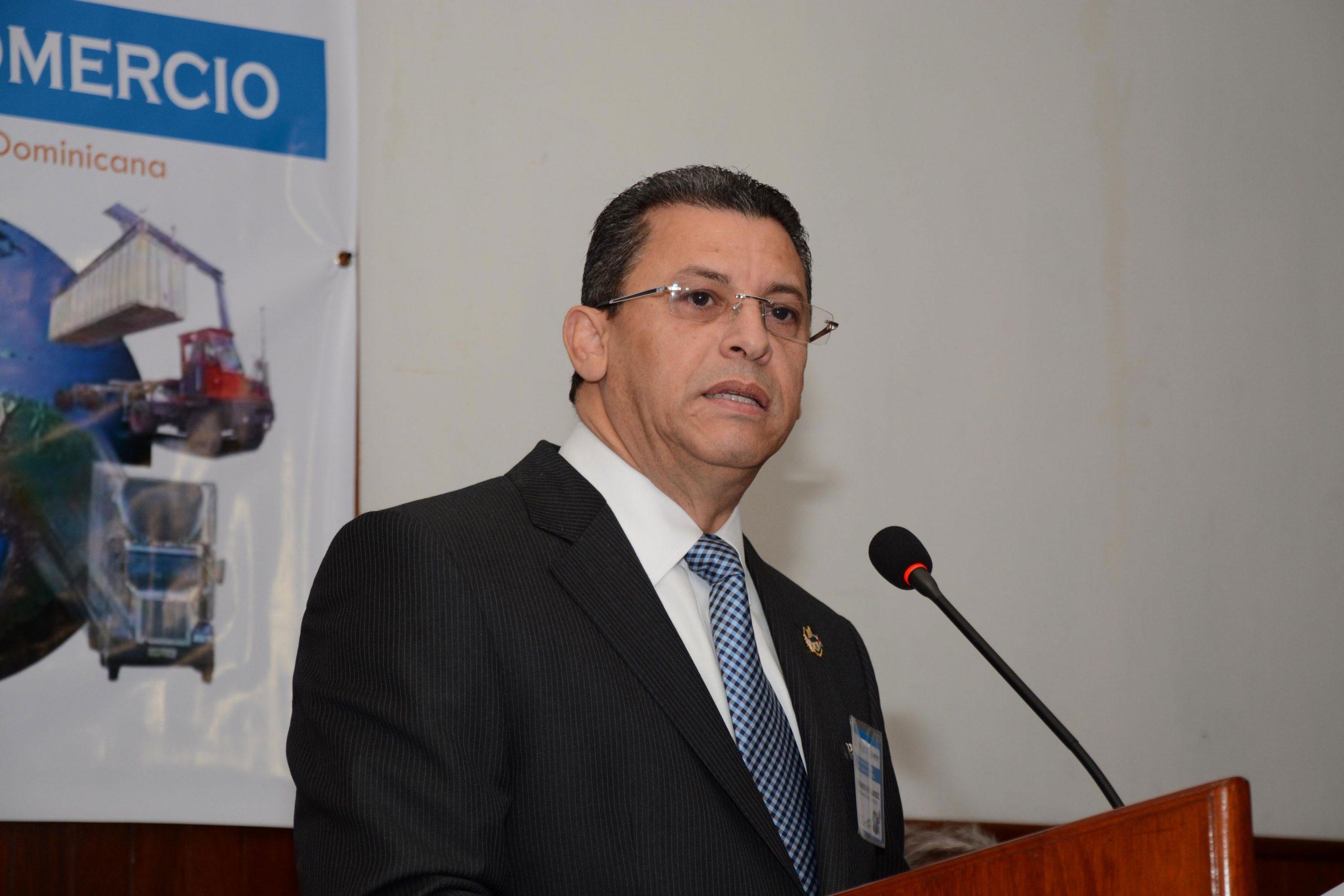 El director general de Aduanas, Fernando Fernández. | Lésther Alvarez
