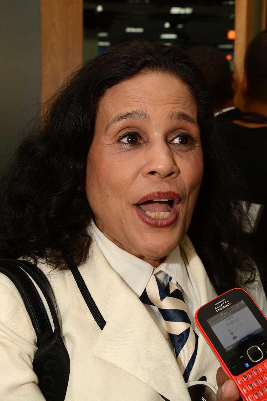 Laura Faxas, durante su participación en el Foro de la Diplomacia Dominicana. / /LÉSTHER ALVAREZ