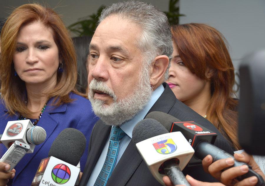 Campos de Moya, presidente de la AIRD. | Gabriel Alcántara