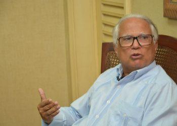 Luis López, presidente de Amhsa Marina Hotels & Resorts. | Lésther Alvarez