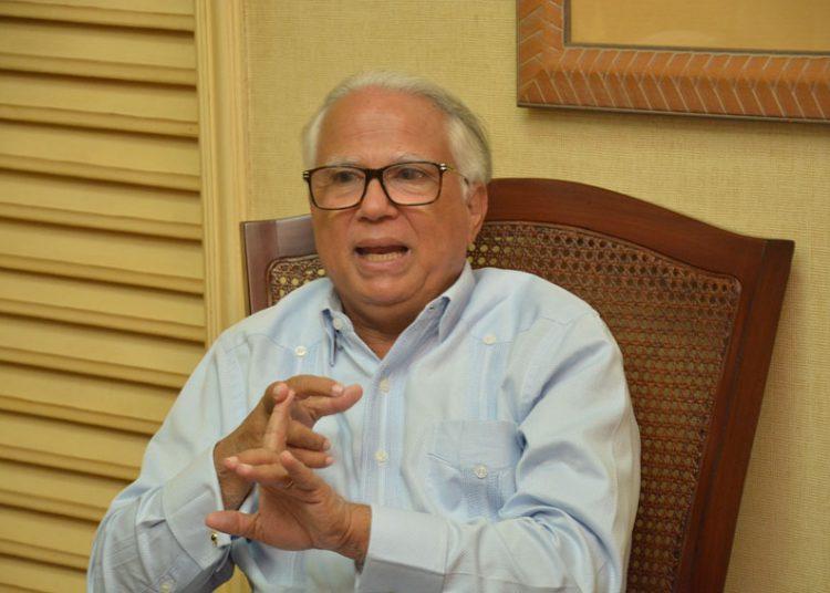 Luis López, presidente de Amhsa Marina Hotels & Resorts.   Lésther Alvarez
