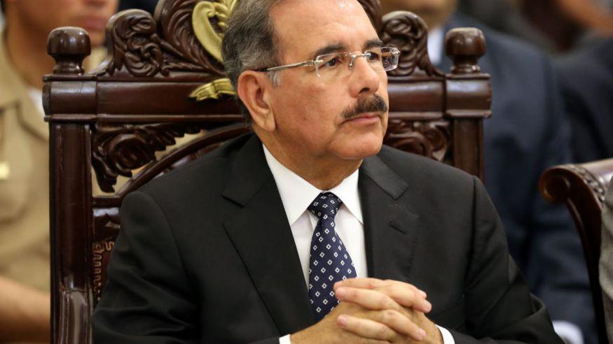 El presidente Danilo Medina promulgó de inmediato la Ley./elDinero