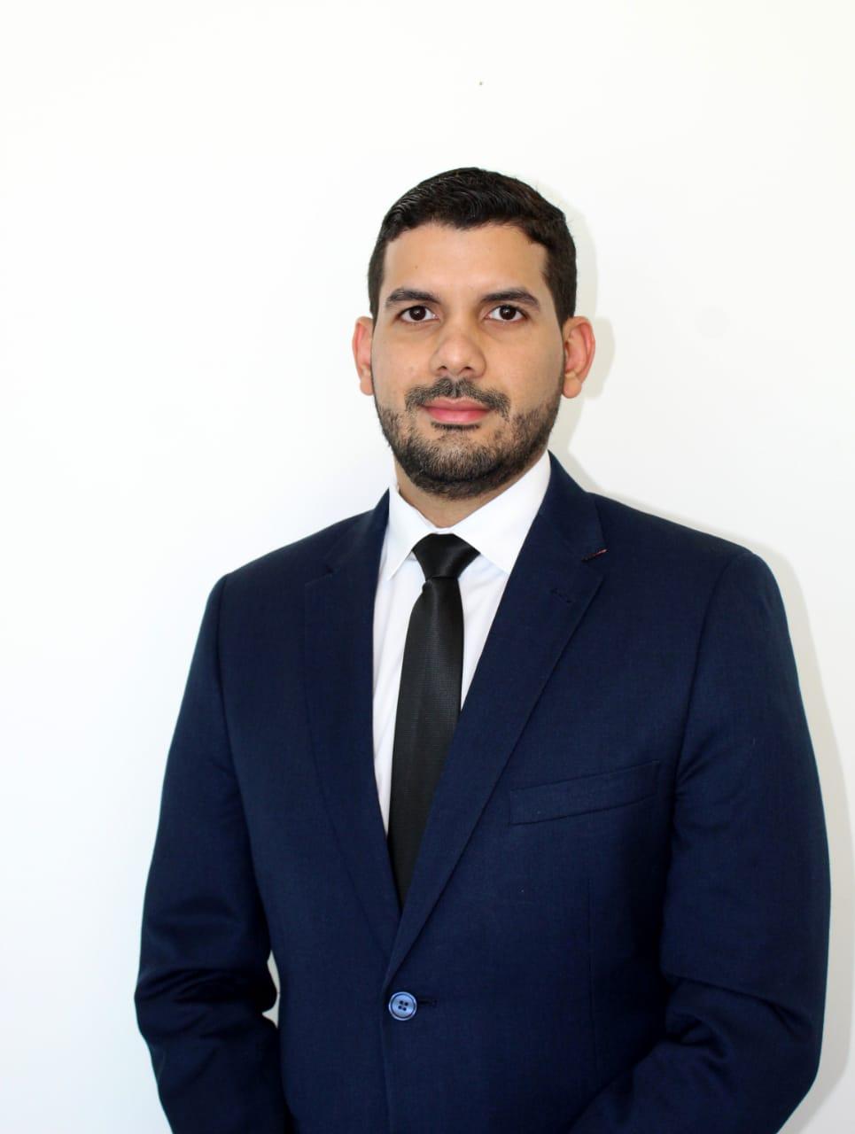 El encargado de Fomento a la Producción Sostenible, David Abreu.
