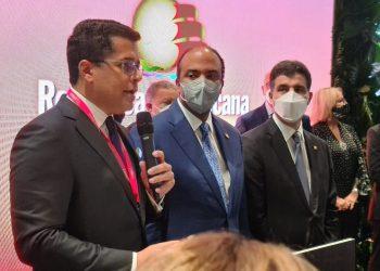David Collado, Samuel Pereyra y Christopher Paniagua.