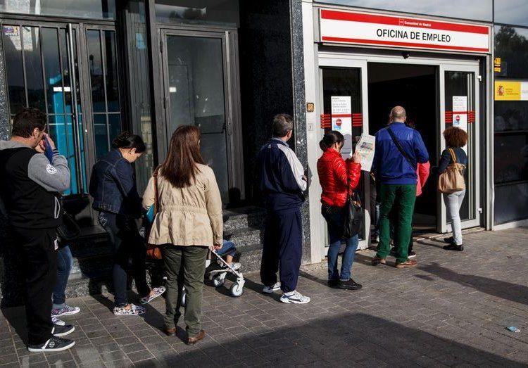 Desempleo España