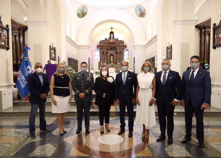 Directivos Seguros Reservas en Catedral Santiago Apóstol de la ciudad de Santiago