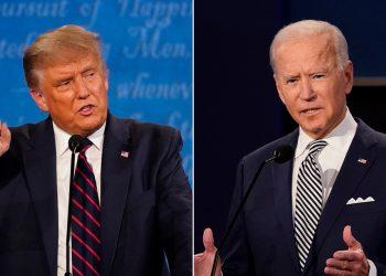 Mientras el presidente electo y su equipo se preparan, Donald Trump amenaza con complicar el proceso de transición, tras evitar reconocer su derrota.   CNN.