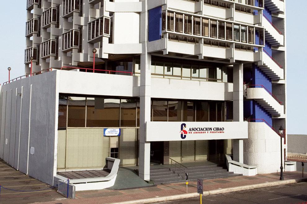 edificio asociación cibao