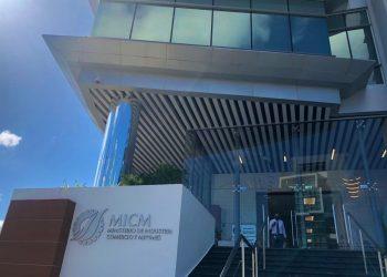 Edificio del MICM