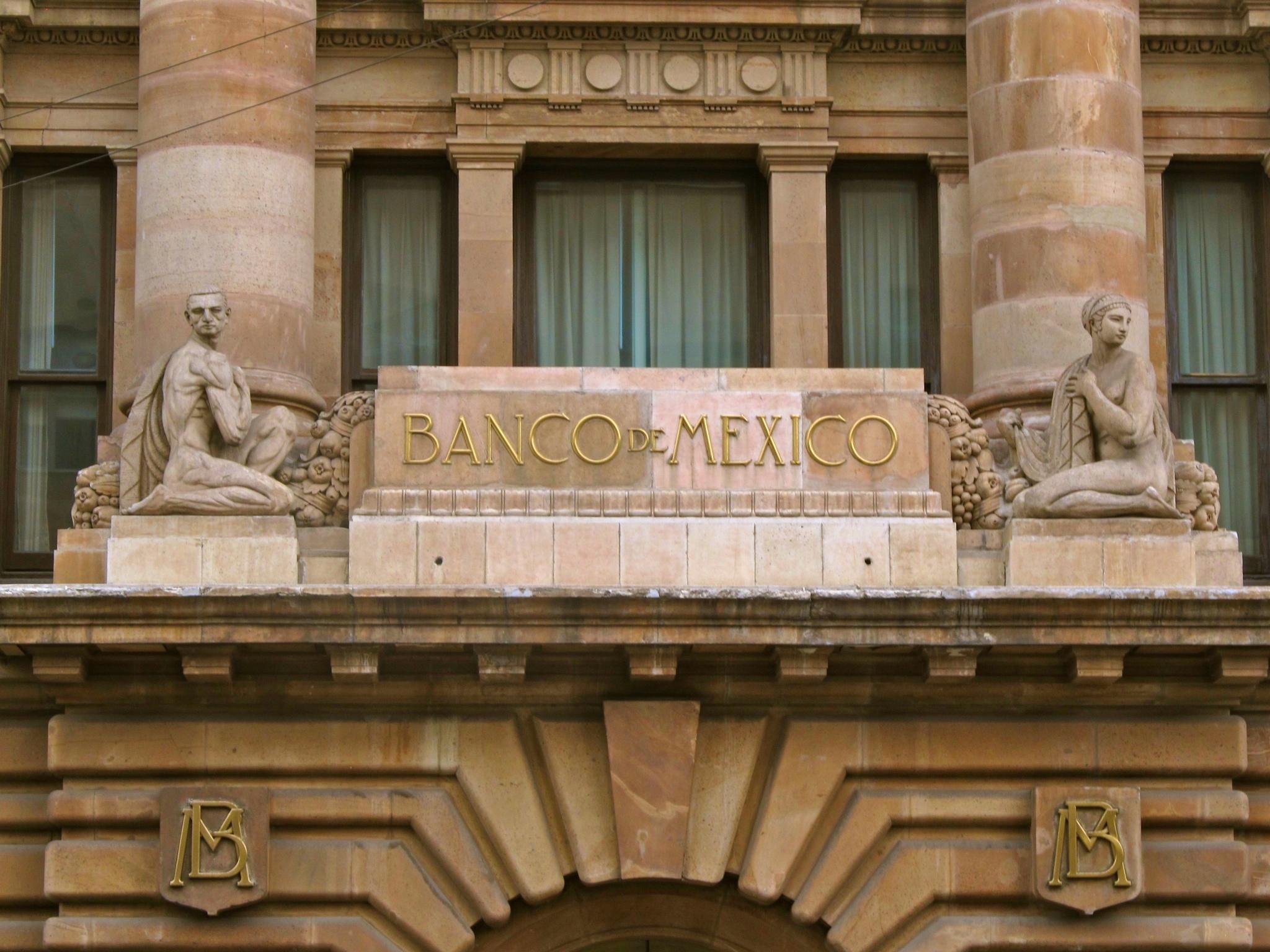 Banco de México. | Fuente externa.
