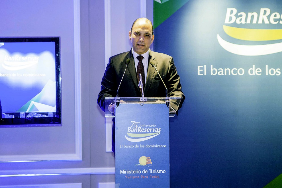 Enrique Ramirez Paniagua, administrador general de BanReservas.