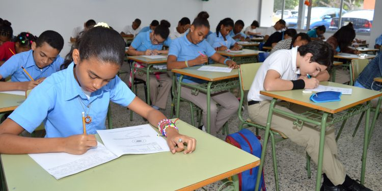 Escuela clases presenciales