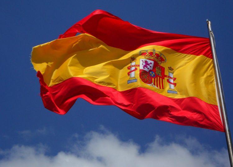 Bandera de España.