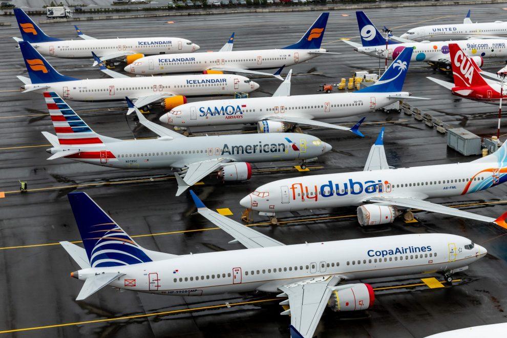 economía/empresas. boeing estudia paralizar la producción de los 737 max