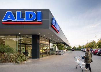 - Un supermercado Aldi