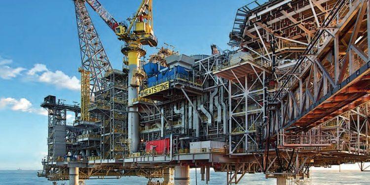 Instalación de Chevron.   Europa Press.