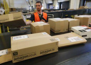 Amazon empleados, trabajadores