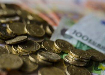 Euros, moneda, dinero euro