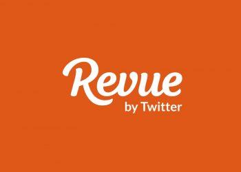 Logo de Revue, comprada por Twitter.   Europa Press.