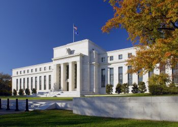 Edificio de la Reserva Federal de Estados Unidos (FED). | Europa Press.