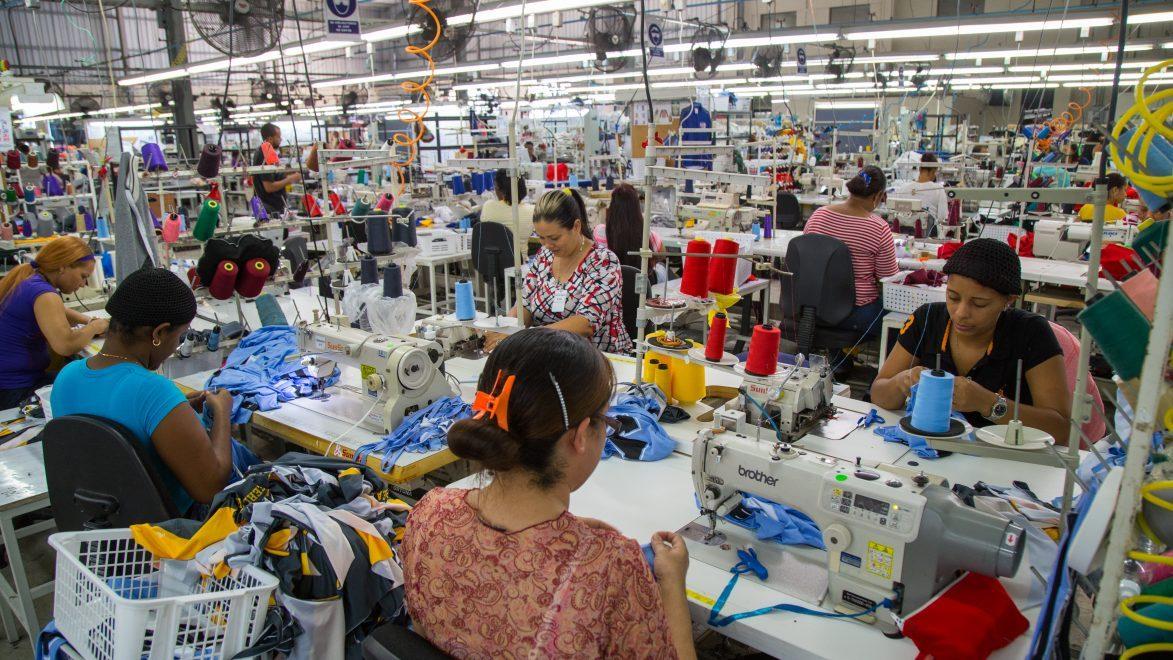 exportaciones textiles