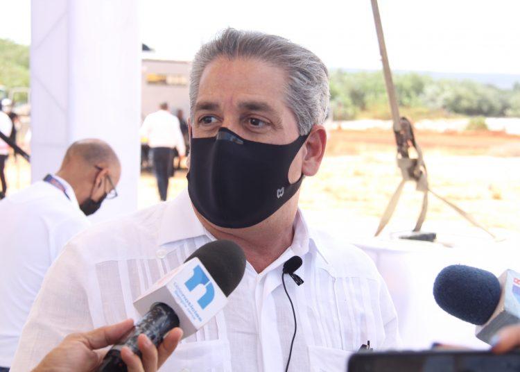 Fernando Hazoury, presidente del Consejo de Administración de la sociedad desarrolladora de la Ciudad Destino Cap Cana.