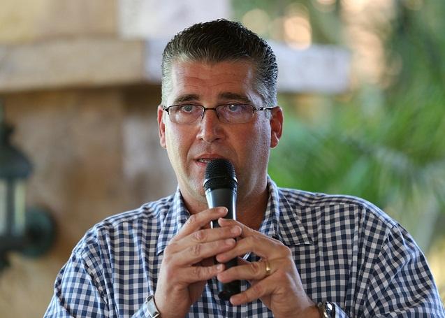 Erick Rivero, presidente de Aproleche./elDinero