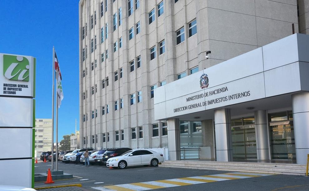 fachada dgii banner