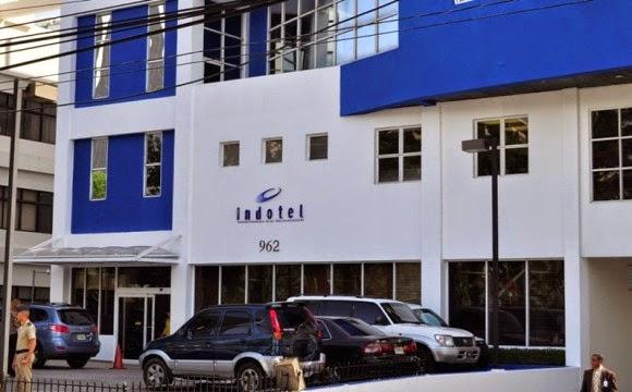 fachada edificio indotel