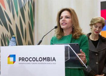Flavia Santoro, ProColombia