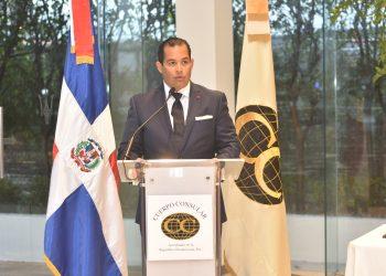 José Manuel Romero, nuevo decano del Cuerpo Consular.