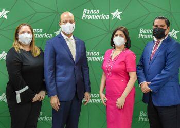Vanessa Florentino, Carlos Julio Camilo, Tania Ares y Julio Fontana.