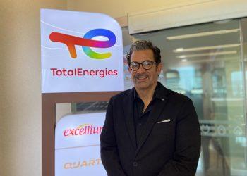 Franklin de Luna, director de Mercadeo y Comunicaciones Total.